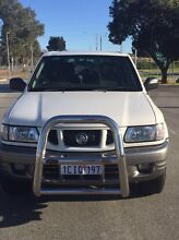 4x4 Holden Frontera 2002 great condition Queens Park Canning Area Preview