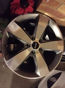 """Jeep Grand Cherokee rims 20"""" Redcliffe Redcliffe Area Preview"""