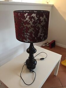 Bed side lamp Rivervale Belmont Area Preview