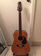 12 string guitar Collaroy Manly Area Preview