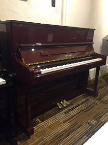 **BRAND NEW** Rare Mahogany Yamaha U1 - Delivered, Tuned & Warranty Norwood Norwood Area Preview