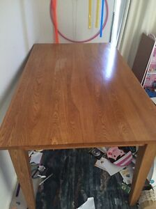Dining table and 6 chairs Gowrie Junction Toowoomba Surrounds Preview