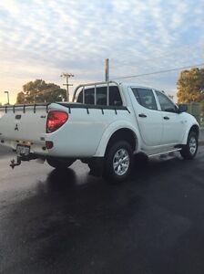 2013 Mitsubishi Triton MY13 GLX Dual Cab Darch Wanneroo Area Preview