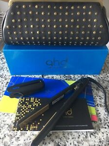 GHD New Wave (slim) - limited edition - with bag and original box Bellbird Park Ipswich City Preview