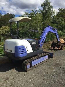 Mini Excavator & Tipper truck hire Launceston Launceston Area Preview