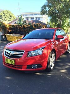 2009 HOLDEN CRUZE CDX AUTO SAT NAV, BLUETOOTH, REARVIEW CAMERA, Lewisham Marrickville Area Preview