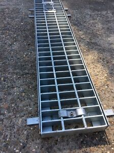Drainage grates Durham heavy duty new Galvanized Revesby Heights Bankstown Area Preview