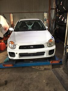 Subaru Impreza RS 2001 stock standard , wovr ,cheap car, race car Gloucester Gloucester Area Preview