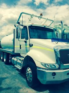 Water truck for hire Central QLD Region Preview