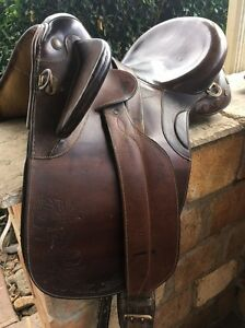 "16"" Kincade Stock Saddle Wonglepong Ipswich South Preview"