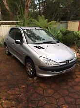 Peugeot 206 wrecking Figtree Wollongong Area Preview