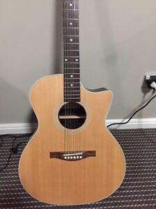 Eastman Acoustic Guitar Waterloo Inner Sydney Preview