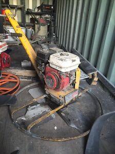 Master finish concrete  Trowl machine Burton Salisbury Area Preview