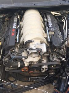 Chrysler 300 SRT8 donor car 6.1 HEMI V8 engine! need it gone Quakers Hill Blacktown Area Preview