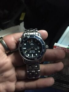 Omega Seamaster  Professional Watch! Melbourne CBD Melbourne City Preview