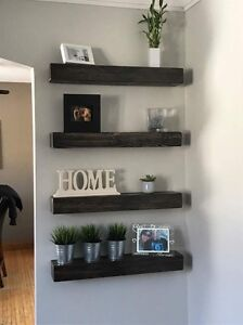 Custom Handcrafted Shelving Units-Locally Made!
