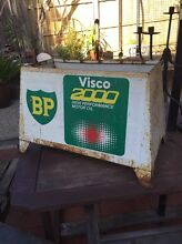 BP Visco 2000 oil bottle rack, Riverside West Tamar Preview
