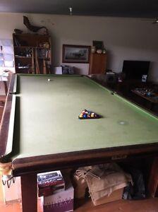 Billiards Table Portland Glenelg Area Preview