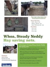 Hay Saving Nets Bannockburn Golden Plains Preview