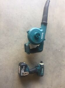 Makita impact driver and blower Hoxton Park Liverpool Area Preview