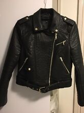 PU Leather Jacket Dee Why Manly Area Preview
