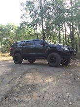 2014 px xls ford ranger 3.2l automatic 4x4 dual cab ute Windsor Hawkesbury Area Preview