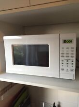Microwave. 2 yrs old. Perfect condition Summer Hill Ashfield Area Preview