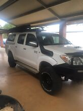 2007 sr hilux Maryborough Central Goldfields Preview