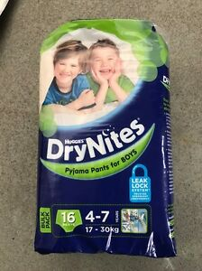 Huggies DryNites PJ Pants BOYS Beaconsfield Fremantle Area Preview