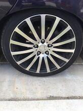 18'' mag wheels Glenmore Park Penrith Area Preview