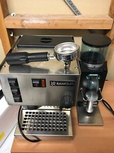 Rancilio silvia coffee machine plus extras! North Narrabeen Pittwater Area Preview