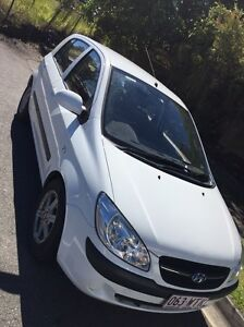 Hyundai Getz in Excellent condition Eight Mile Plains Brisbane South West Preview