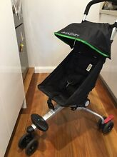 QuickSmart stroller backpack. Excellent condition Meadowbank Ryde Area Preview