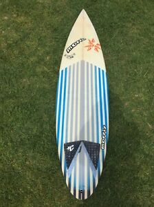 "Morris 6'2"" Surfboard Rye Mornington Peninsula Preview"