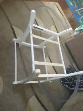Moses basket baby stand rocking bassinet Jesmond Newcastle Area Preview