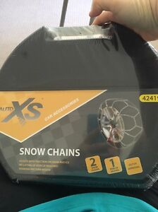 New Snow Chains Fit 14-16' rims Griffin Pine Rivers Area Preview