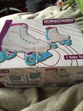 Womens Roller Skates Size 9 Ulverstone Central Coast Preview