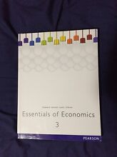 Essentials of Economics 3 - With e-textbook Bunya Brisbane North West Preview