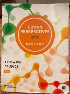 Human Biology ATAR units 1 and 2 Textbook Forrestdale Armadale Area Preview