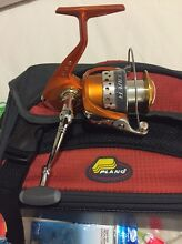 New fishing gear Shakespeare Defender reel. Carina Brisbane South East Preview