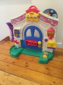 Fisher price laugh & Learn Home Kew Boroondara Area Preview