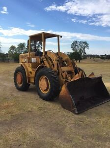 Caterpillar 922 Front End Loader North Star Gwydir Area Preview
