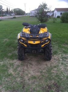 Can am outlander 800 2012