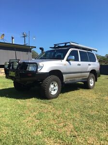2000 Toyota LandCruiser Wagon Gloucester Gloucester Area Preview