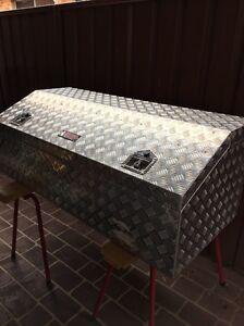 Aluminium tool box Greenacre Bankstown Area Preview
