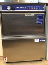 Washtech UD2716 commercial underbench dishwasher - FAULTY Adelaide CBD Adelaide City Preview