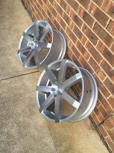 """PDW GRANGE 20"""" WHEELS Holden Hill Tea Tree Gully Area Preview"""