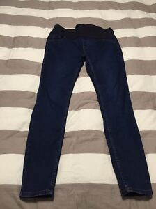 Denim maternity jeans (under bump) Manly Manly Area Preview