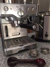 COFFEE EXPRESSO MACHINE & GRINDER Parramatta Park Cairns City Preview