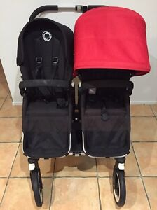 Bugaboo Donkey duo Highland Park Gold Coast City Preview
